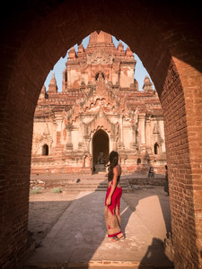Bagan Temples   On Airplane Mode