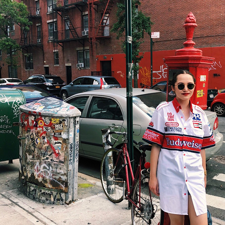July's Outfit Diaries