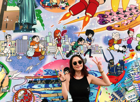 Outfit Diaries #1: Konnichiwa, Tokyo!