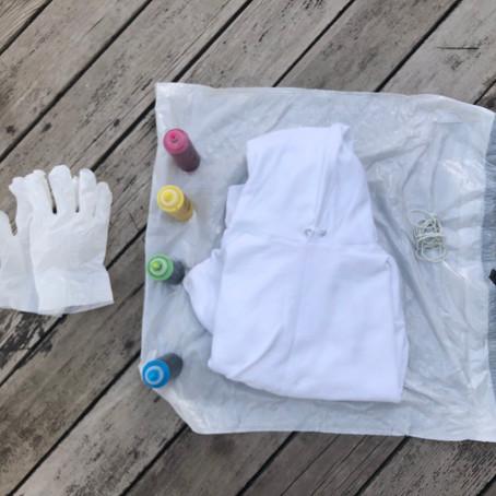 Spring Trends: Tie Dye + DIY!