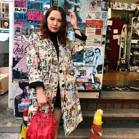 Outfit Diaries #3: Winter Streetwear