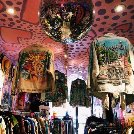 My Favourite Places to Thrift: NYC