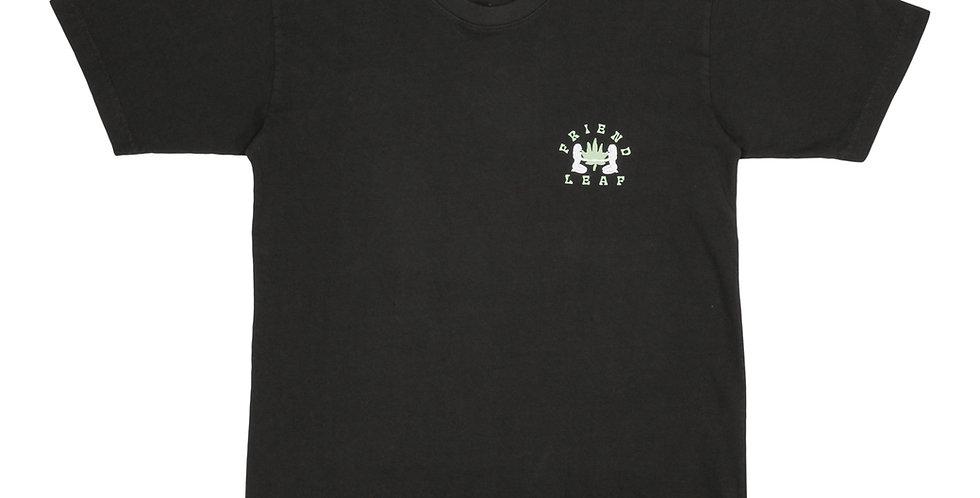 Logo T - Faded Black