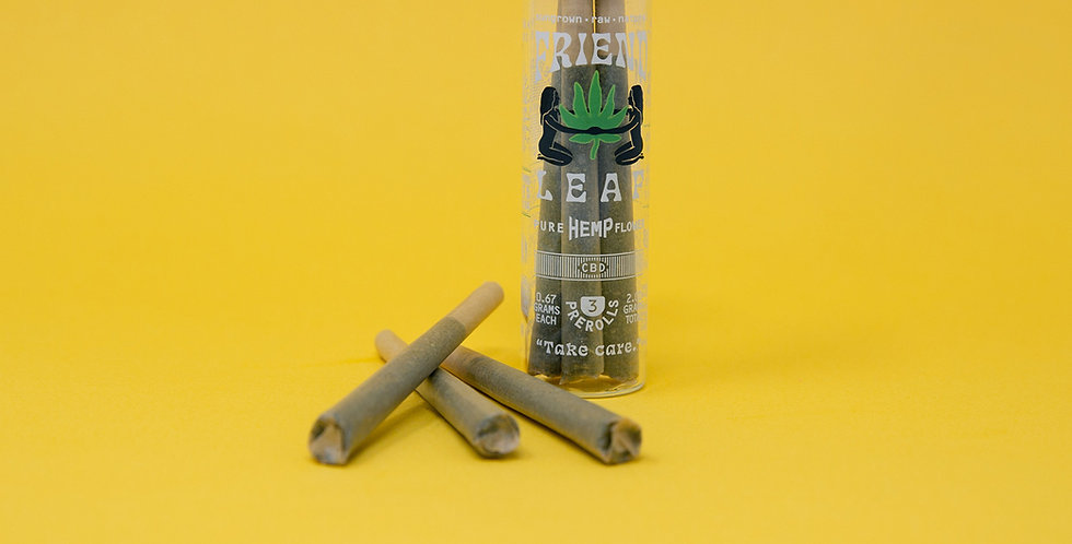 3 Prerolls - Sour Space Candy