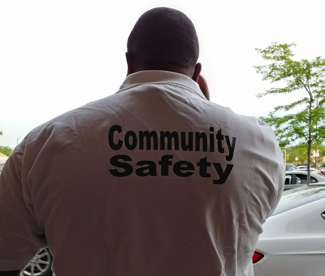 #CommunitySafety