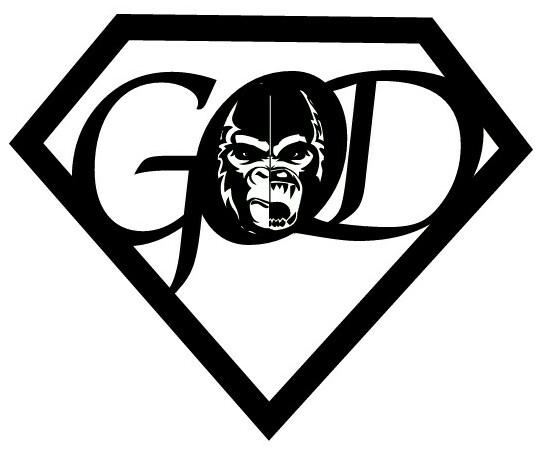 logo gorilla Gods