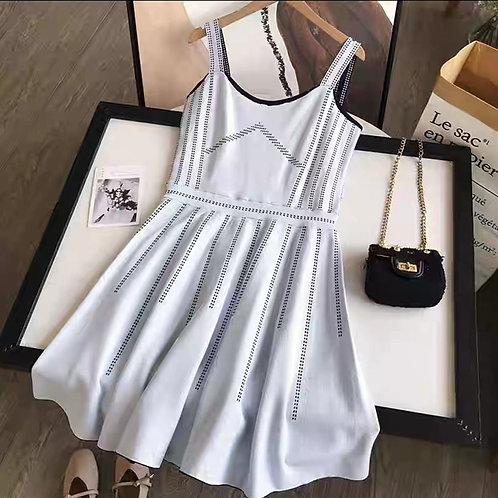 Premium Mid Waist knit Dress