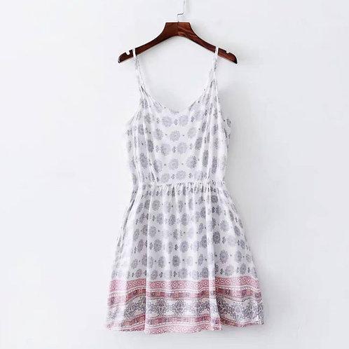 Cut Out Vintage Dress