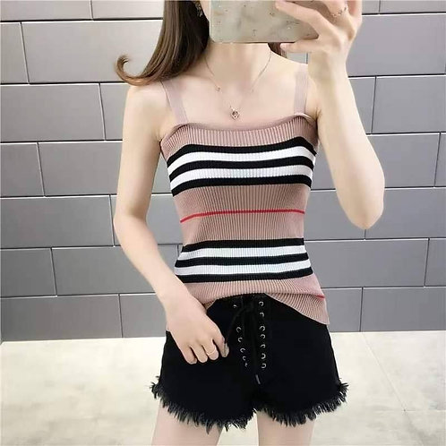 Knitted Camisole Top