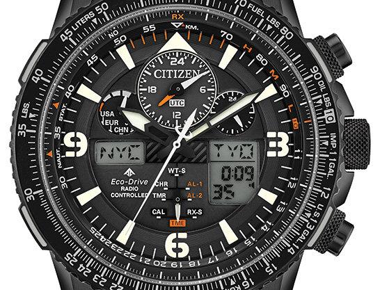 Citizen Men's Eco-Drive Promaster Skyhawk A-T Skyhawk JY8075-51E Watch