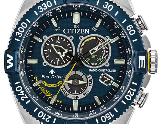 Citizen Men's Eco-Drive Promaster Skyhawk A-T CB5848-57L Watch