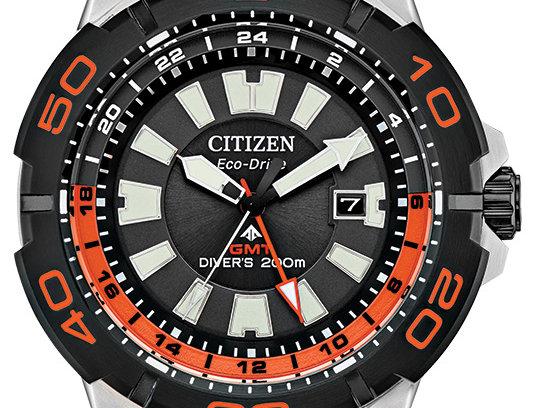 Citizen Promaster GMT Eco-Drive BJ7129-56E Watch