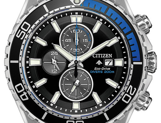 Citizen Promaster Chrono Diver Eco-Drive CA0719-53E Watch