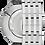 Thumbnail: Bulova Regatta SS Blue Dial 96A233 Watch