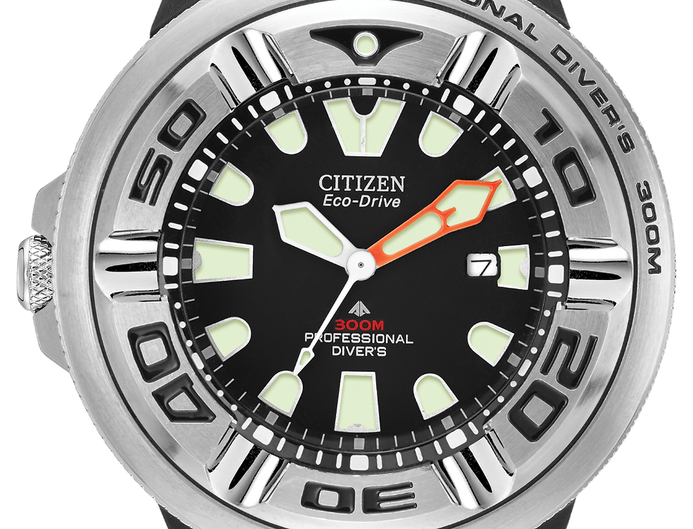 Citizen Promaster Diver Eco-Drive BJ8050-08E Watch