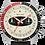 Thumbnail: Bulova Chronograph A SS Silver Tone 98A252 Watch