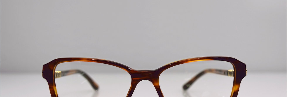 BVLGARI Light Havana Gold 4090-B 816 Eyeglasses