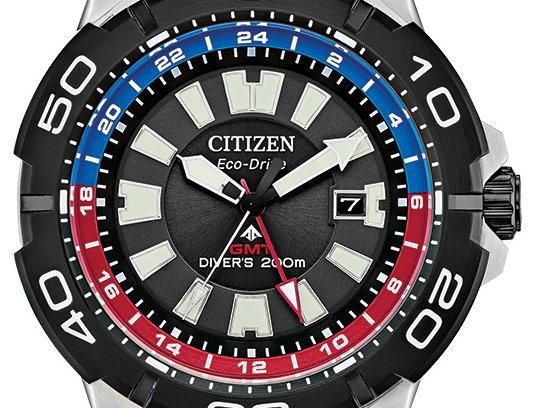 Citizen Promaster GMT Eco-Drive BJ7128-59E Watch