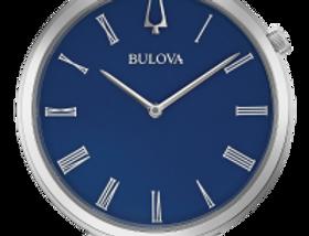 Bulova Regatta SS Blue Dial 96A233 Watch