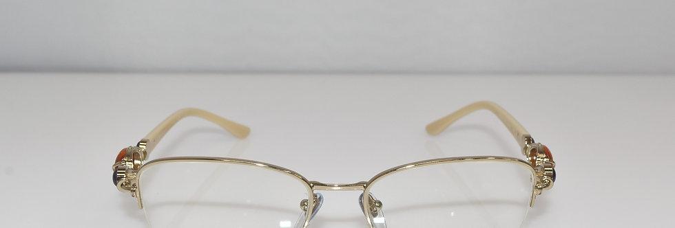 BVLGARI Pale Gold Beige 2118-B 278 Eyeglasses