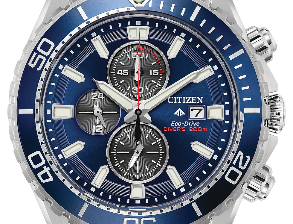 Citizen Promaster Diver Eco-Drive CA0710-58L Watch