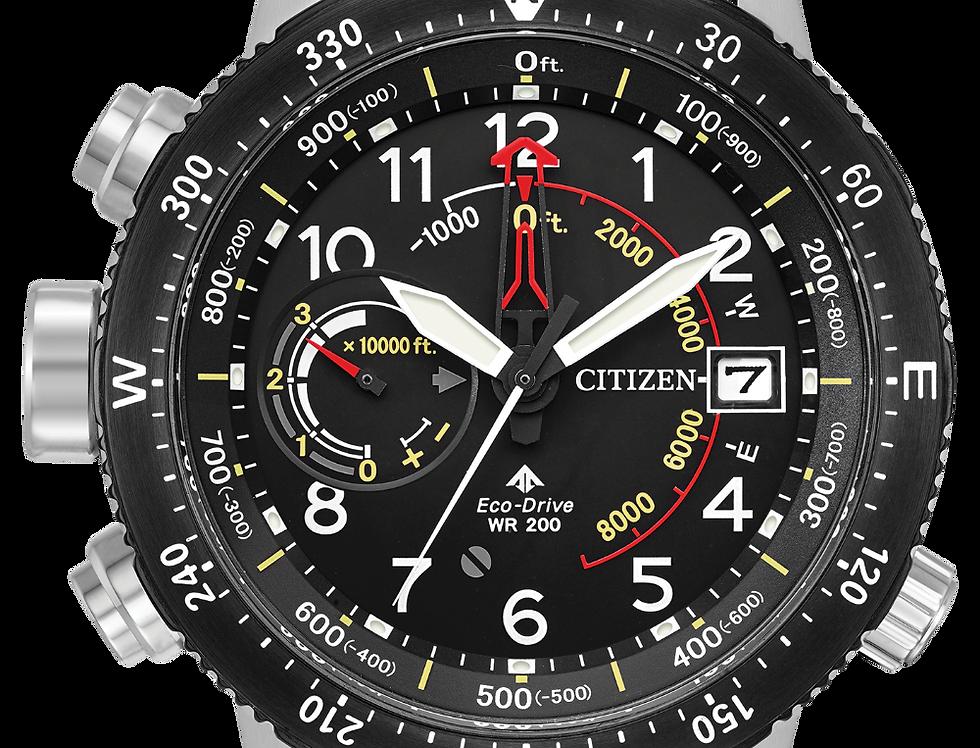 Citizen Promaster Altichron Eco-Drive BN5058-07E Watch