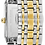 Thumbnail: Bulova Quadra SS Blue Dial With Diamonds 98D154 Watch