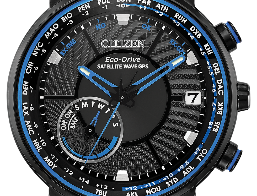 Citizen Satellite Wave GPS Freedom Eco-Drive CC3038-51E Watch