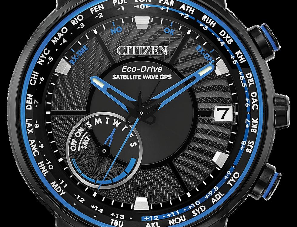 Citizen Satellite Wave GPS Freedom Eco-Drive CC3038-51E Watch