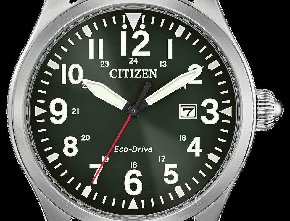 Citizen Garrison Eco-Drive BM6838-09X Watch