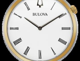 Bulova Regatta SS White Dial 98A233 Watch