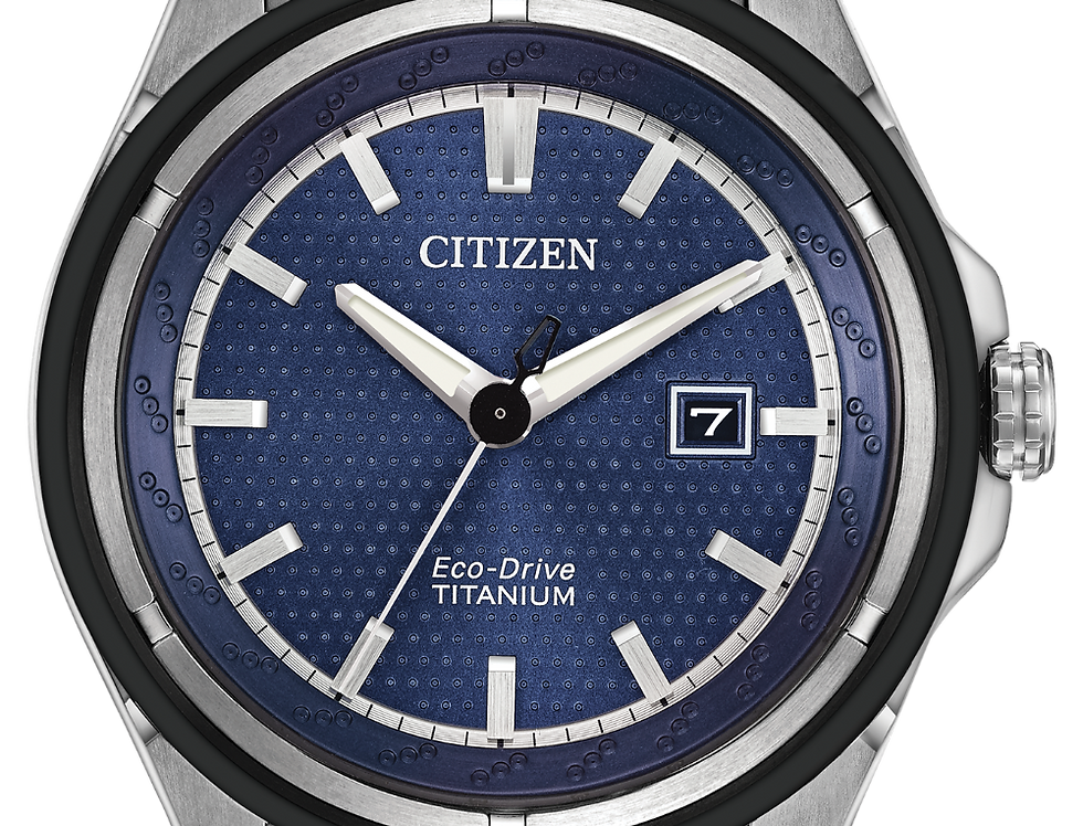 Citizen Brycen Eco-Drive AW1450-89L Watch