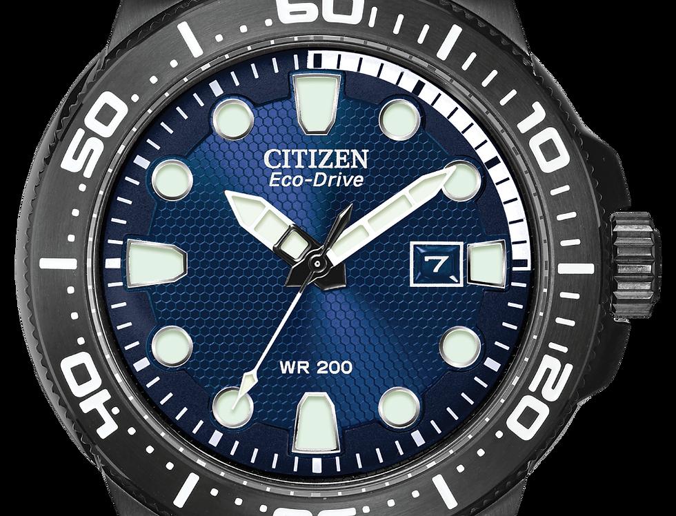 Citizen Scuba Fin Eco-Drive BN0095-59L Watch