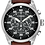 Thumbnail: Citizen Avion Eco-Drive Brown Leather CA4210-24E Watch