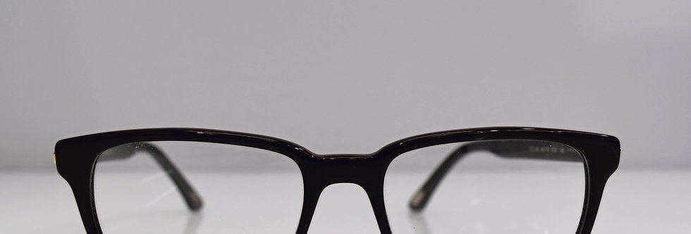 Chopard Black 23KT Gold Plated VCH146 0700 Eyeglasses