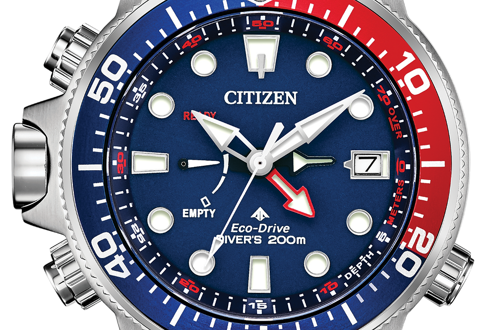 Citizen Promaster Sailhawk Eco-Drive Navy Blue BN2038-01L Watch