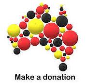 Make a Donation Australia dotpainting.jp