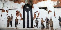 white and black flag