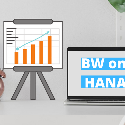 What is BW on HANA