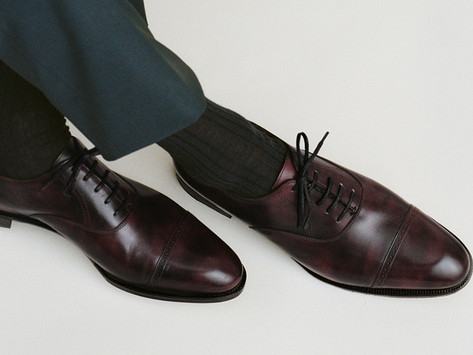 Start on the Right Foot with John Lobb