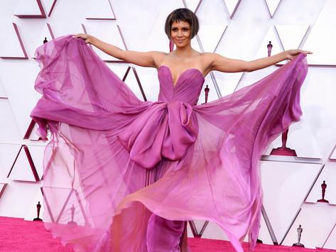 Oscars: Red Carpet 2021