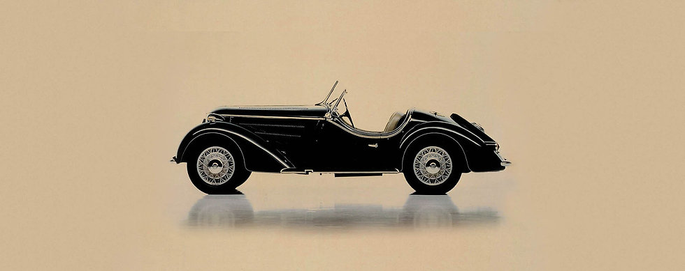 The J Mag Vintage Cars website cover ima