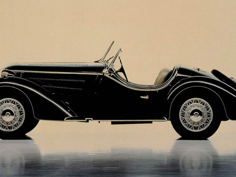 Vintage Cars: The Old Charmers
