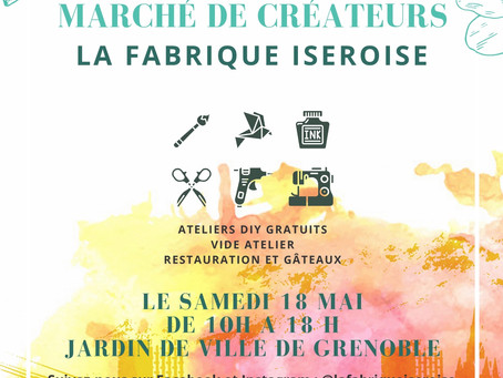 Marché de créateurs de printemps 2019