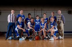 Varsity Boys BB 2020-21