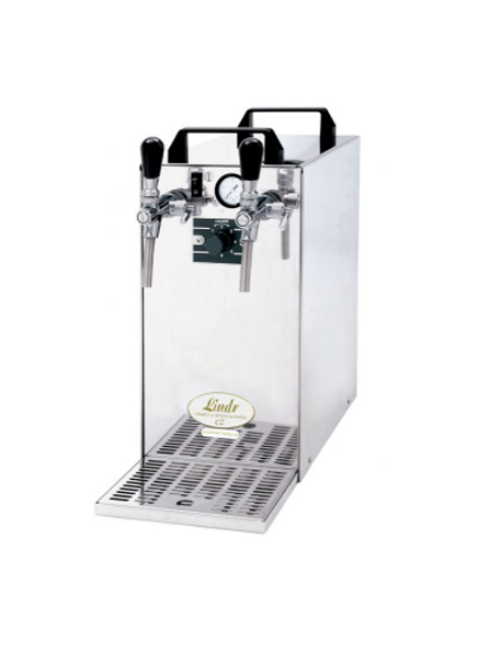 Two Line Draft Beer Dispenser