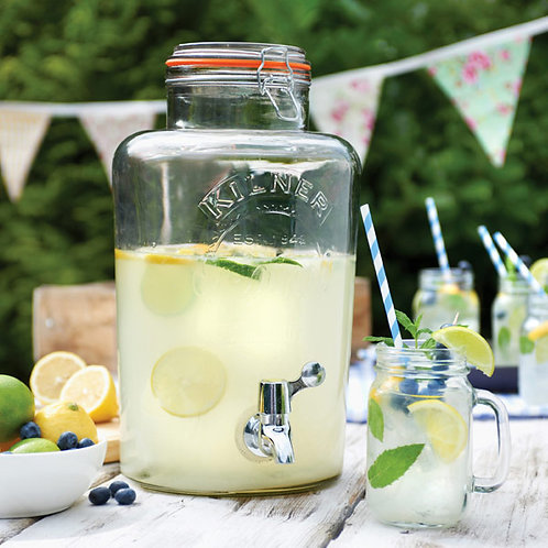 8L Kilner Drinks Dispenser