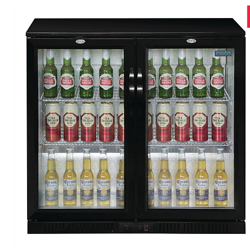 Double Bottle Fridges