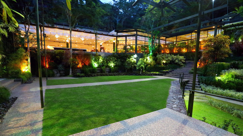 Visual do Jardim
