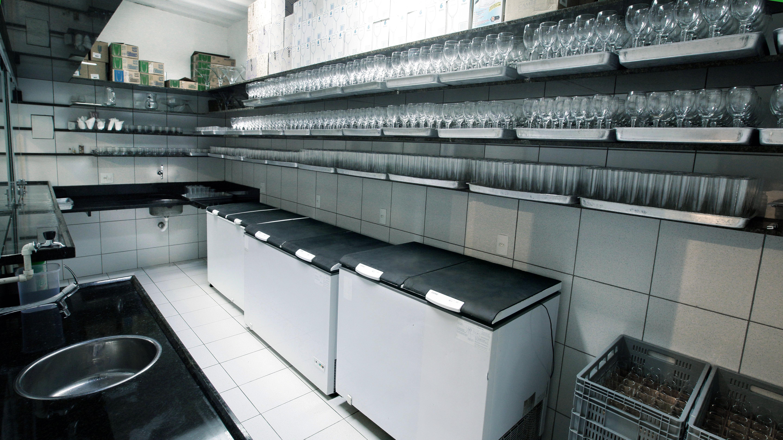 Beverage Distribution Area